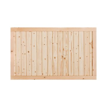 Poolkõrge laudisega aiakilp | bf06005 | Baltic Fence